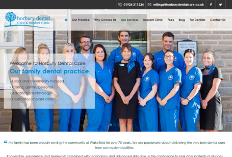 Horbury Dental Care & Implant Clinic