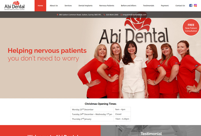 Abi Dental and Cosmetic Centre